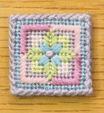 1. Forget Me Not Brooch