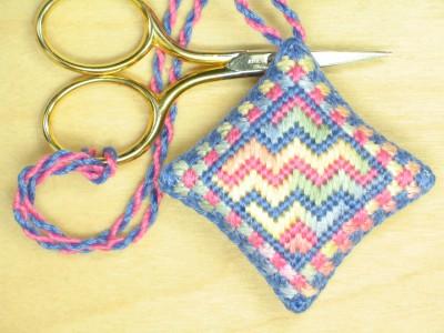 16. Sweet-pea East Scissor Keeper