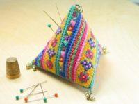 Pyramid Collection - Pincushions