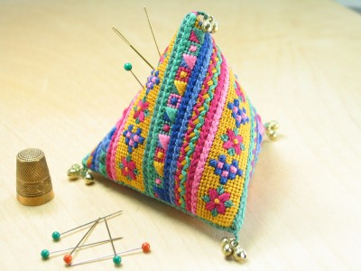 Pyramid Collection - Pincushions