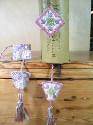 3. Fritillary Humbug Bookmarker