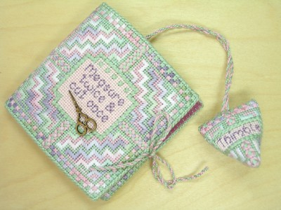 34. Lavender Measure Twice Etui