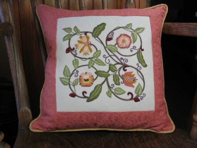 4. Elizabethan Flowers