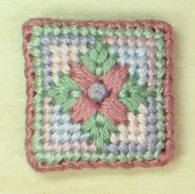 55.  Pink Lavender Magnets
