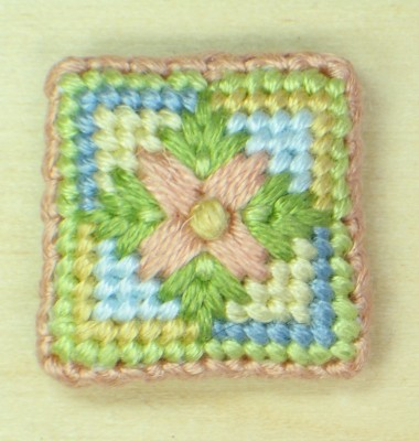 56.  Apple Blossom Magnets