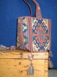 Turkish Tassel Bag