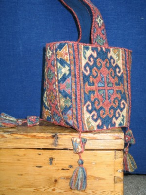 Turkish Tassel Bag
