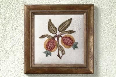 6. Two Pomegranates