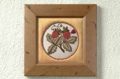 8. Jacobean Strawberries
