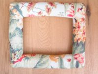 Upholstered Embroidery Frames