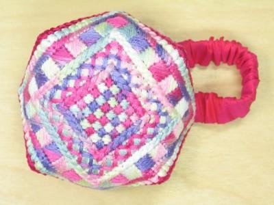 Pink Dressmaker Pincushion