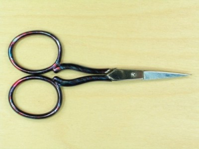 S3. Purple Marbled Scissors