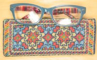 Magic Carpet Spectacle Case - Sue Hawkins
