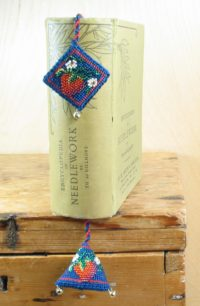 Beaded Bookmarkers