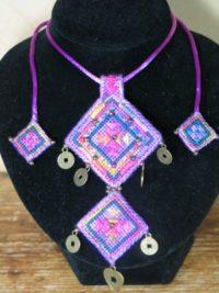 Amulet Neck Pieces