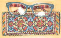 Magic Carpet Spectacle Case - Sue Hawkins